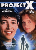 Project X movie poster (1987) picture MOV_3347ed1c