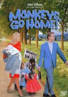 Monkeys, Go Home! movie poster (1967) picture MOV_33490972