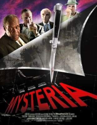 Mysteria movie poster (2011) poster MOV_334939be