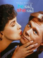 He Said, She Said movie poster (1991) picture MOV_334f4499