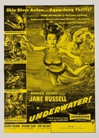 Underwater! movie poster (1955) picture MOV_3351efba