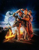 Back to the Future Part III movie poster (1990) picture MOV_3352ddd9