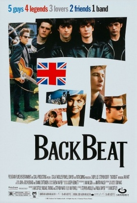 Backbeat movie poster (1994) poster MOV_33662539