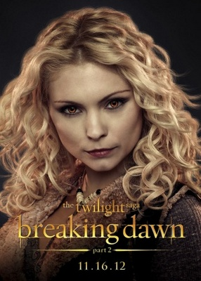 The Twilight Saga: Breaking Dawn - Part 2 movie poster (2012) poster MOV_3367504d