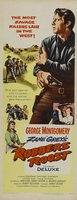 Robbers' Roost movie poster (1955) picture MOV_336a89cd