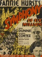 Symphony of Six Million movie poster (1932) picture MOV_336f1756