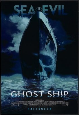 Ghost Ship movie poster (2002) poster MOV_336fdf99