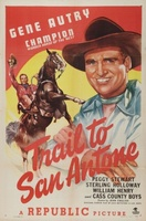 Trail to San Antone movie poster (1947) picture MOV_33755cbb