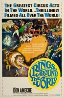 Rings Around the World movie poster (1966) picture MOV_33792c1b