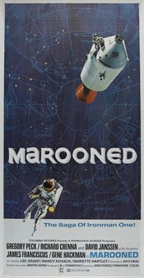 Marooned movie poster (1969) poster MOV_337d2037