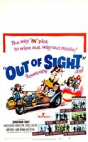 Out of Sight movie poster (1966) picture MOV_337db672