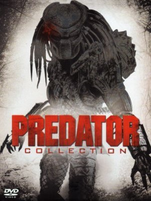 Predator 2 movie poster (1990) poster MOV_338024f9