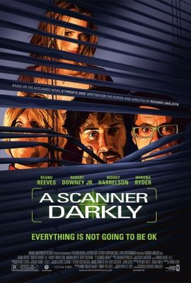 A Scanner Darkly movie poster (2006) poster MOV_3386a3ca