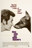 They Only Kill Their Masters movie poster (1972) picture MOV_3392263c