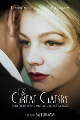 The Great Gatsby movie poster (2012) poster MOV_3398c733