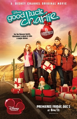 Good Luck Charlie, It's Christmas! movie poster (2011) poster MOV_339db62d