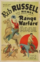 Range Warfare movie poster (1934) picture MOV_33a8f221