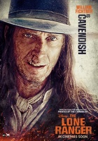 The Lone Ranger movie poster (2013) picture MOV_33ab4174