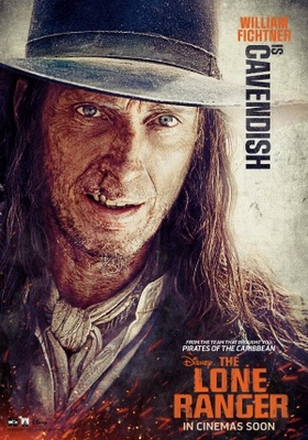 The Lone Ranger movie poster (2013) poster MOV_33ab4174