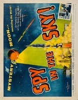 Spy in the Sky! movie poster (1958) picture MOV_33af16e6