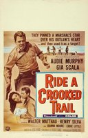 Ride a Crooked Trail movie poster (1958) picture MOV_33af54c1