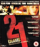 21 Grams movie poster (2003) picture MOV_33bfed65