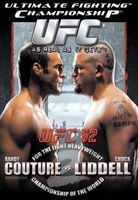 UFC 52: Couture vs. Liddell 2 movie poster (2005) picture MOV_33c0688b