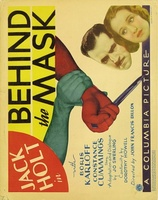 Behind the Mask movie poster (1932) picture MOV_33c693e4