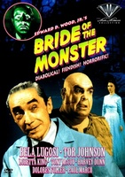 Bride of the Monster movie poster (1955) picture MOV_33c7d7ca