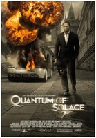 Quantum of Solace movie poster (2008) picture MOV_33caeed3