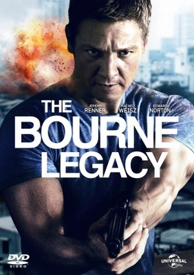 The Bourne Legacy movie poster (2012) poster MOV_33cc611e
