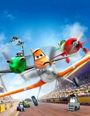 Planes movie poster (2013) poster MOV_33ccca15