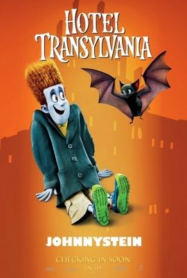 Hotel Transylvania movie poster (2012) poster MOV_33ce4127