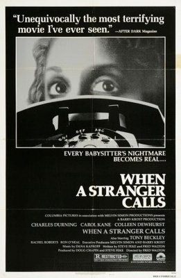When a Stranger Calls movie poster (1979) poster MOV_33d02ac7
