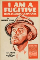 I Am a Fugitive from a Chain Gang movie poster (1932) picture MOV_33da6f46