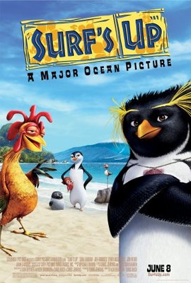 Surf's Up movie poster (2007) poster MOV_33dd667b