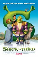 Shrek the Third movie poster (2007) picture MOV_33ddd04e