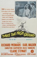 Take the High Ground! movie poster (1953) picture MOV_33df76da