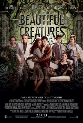 Beautiful Creatures movie poster (2013) poster MOV_33dfa5c1