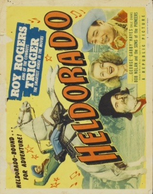 Heldorado movie poster (1946) poster MOV_33eb1bcc