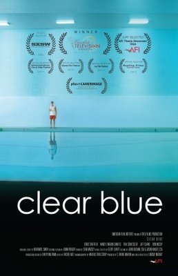 Clear Blue movie poster (2010) poster MOV_33ef3e87