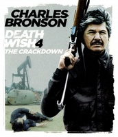 Death Wish 4: The Crackdown movie poster (1987) picture MOV_33f1fd48