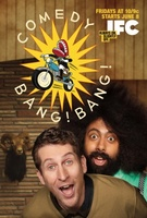 Comedy Bang! Bang! movie poster (2012) picture MOV_33f34904
