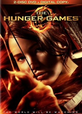 The Hunger Games movie poster (2012) poster MOV_33f3e3de