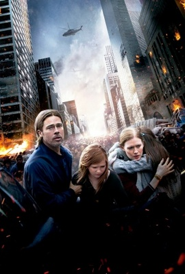 World War Z movie poster (2013) poster MOV_33fb245d