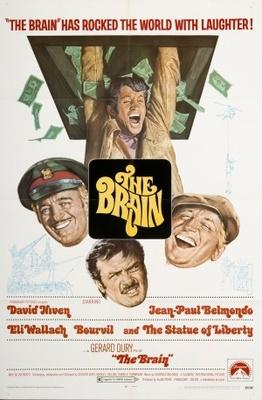 Le cerveau movie poster (1969) poster MOV_340c40d9