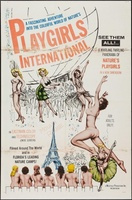 Playgirls International movie poster (1963) picture MOV_340ee9ac