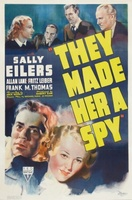 They Made Her a Spy movie poster (1939) picture MOV_3410fb5b