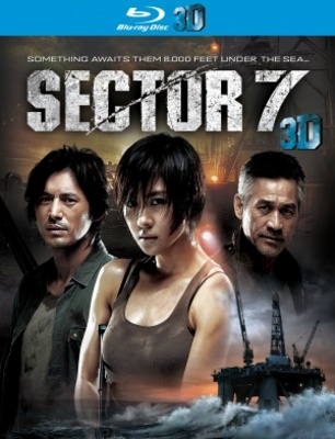 Sector 7 movie poster (2012) poster MOV_3412c07f