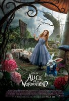 Alice in Wonderland movie poster (2010) picture MOV_3415bc63